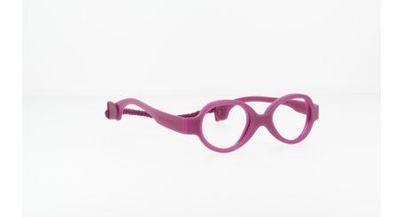 Miraflex Baby Zero2 Baby Eyeglasses Plum-P