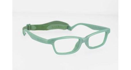 Miraflex Mayan 47 Kids Eyeglasses Green Pearl VP