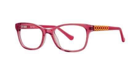 Lilly Pulitzer Crimp Girls Eyeglasses Pink