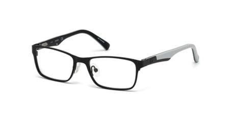 Guess Kids GU9173 Boys Eyeglasses Matte Black 002