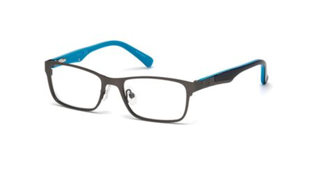 Guess Kids GU9173 Boys Eyeglasses Matte Gunmetal 009