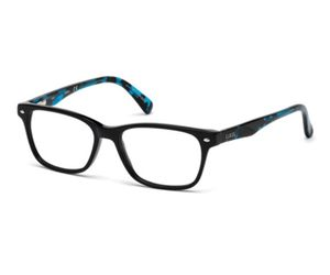 Guess Kids GU9172 Boys Eyeglasses Shiny Black 001