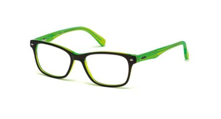 Guess Kids GU9172 Boys Eyeglasses Light Green 095