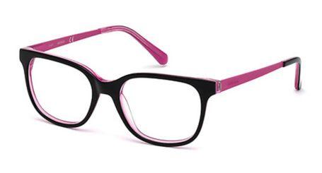 Guess Kids GU9175 Girls Eyeglasses Black 005
