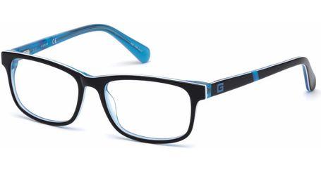 Guess Kids GU9179 Boys Eyeglasses Black 005