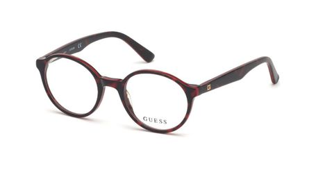 Guess Kids GU9183 Boys Eyeglasses Havana 056