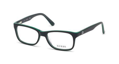 Guess Kids GU9184 Boys Eyeglasses Black 005