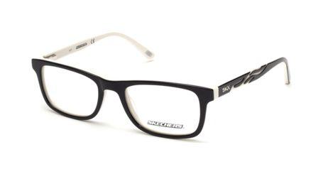 Skechers SE1152 Kids Glasses Shiny Black 001