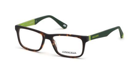 Skechers SE1158 Kids Glasses Dark Havana 052