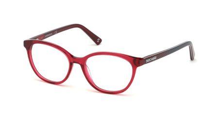 Skechers SE1640 Kids Glasses Shiny Pink 072