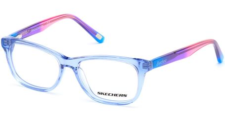 Skechers SE1643 Kids Glasses Light Blue 086