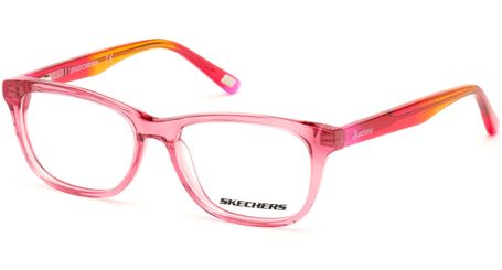 Skechers SE1643 Kids Glasses Pink 074