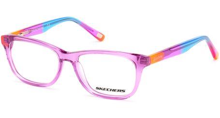 Skechers SE1643 Kids Glasses Lilac 080