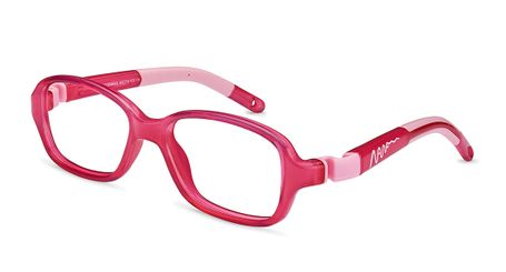 Nano NAO55642H Ding-Dong Kids Glasses Crystal Pink/Pink Eye Size 42-15 (2-4 Years)