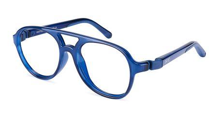 Nano Gran Turismo Kids Eyeglasses Crystal Navy/Navy