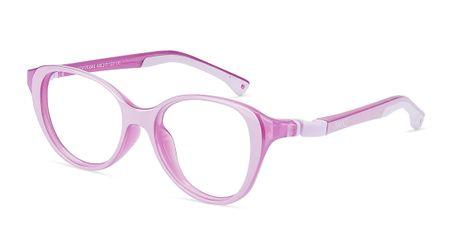 Nano Mimi Girls Eyeglasses Crystal Lilac/Violet