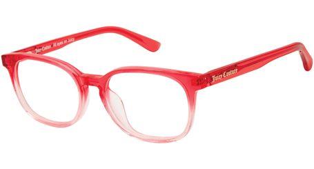 Juicy Kids Eyeglasses JU935 092Y Red Pink