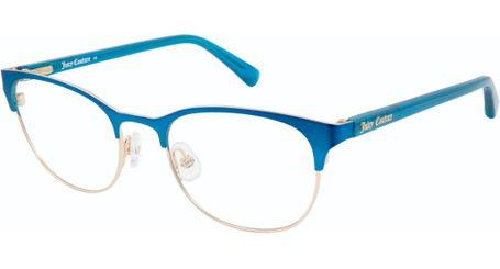 Juicy Kids Eyeglasses JU936 0FLL Matte Blue