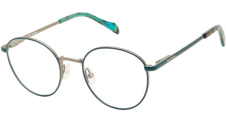 Juicy Kids Eyeglasses JU937 0PYW Matte Teal