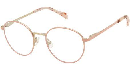 Juicy Kids Eyeglasses JU937 08KJ Coral Red