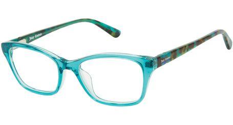 Juicy Kids Eyeglasses JU938 0Z19 Tortoise Teal