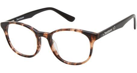 Juicy Kids Eyeglasses JU941 0DXH Havana Brown