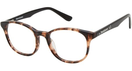 Juicy Kids Eyeglasses JU941 0DXH Havana Brown