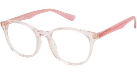Juicy Kids Eyeglasses JU941 03DV Crystal Pink