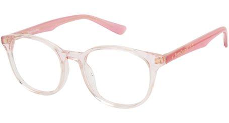Juicy Kids Eyeglasses JU941 03DV Crystal Pink