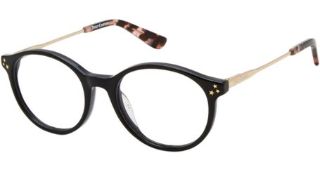 Juicy Kids Eyeglasses JU942 0807 Black