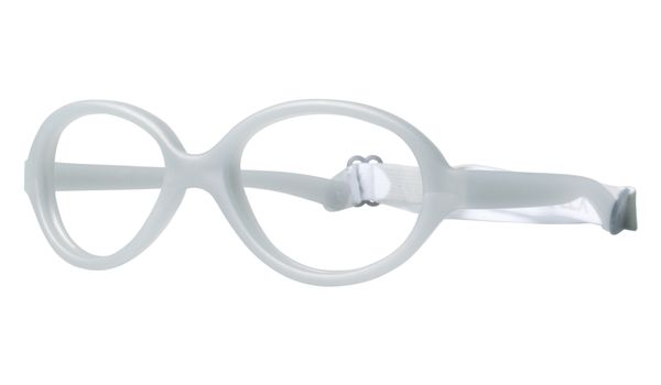 Miraflex Baby One 37 Baby Glasses Clear Gray-JC