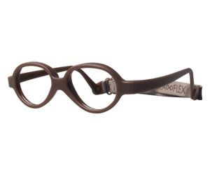Miraflex Baby One 37 Eyeglasses Milk Chocolate-M