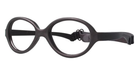 Miraflex Baby One 37 Baby Glasses Dark Brown-MM