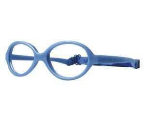 Miraflex Baby One 44 Eyeglasses Dark Blue Pearl-DP