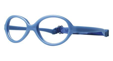 Miraflex Baby One 44  Kids Eyeglasses Dark Blue Pearl-DP