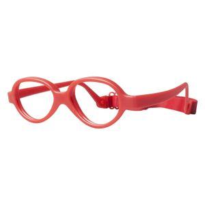 Miraflex Baby One 44 Eyeglasses Red Pearl-IP