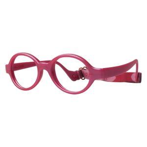 Miraflex Baby Lux Eyeglasses Burgundy Pearl-KP