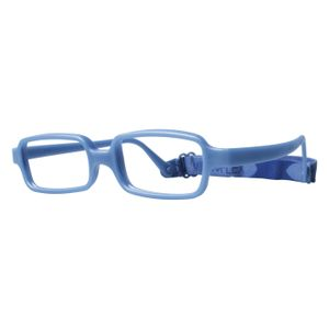 Miraflex New Baby 1 Eyeglasses Dark Blue Pearl-DP