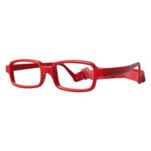 Miraflex New Baby 1 Eyeglasses Red-I