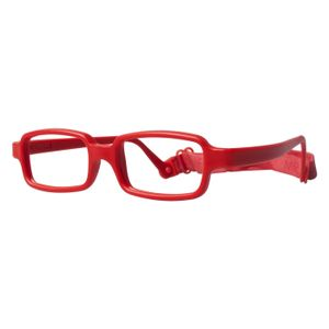 Miraflex New Baby 1 Eyeglasses Red-I