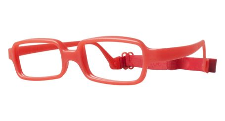 b2e961de97 Miraflex New Baby 1 Eyeglasses Red Pearl-IP New Baby 1-IP - Optiwow