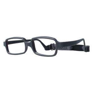 Miraflex New Baby 1 Eyeglasses Dark Gray-J