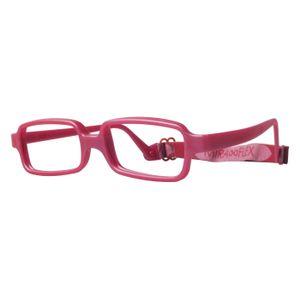 Miraflex New Baby 1 Eyeglasses Burgundy Pearl-KP