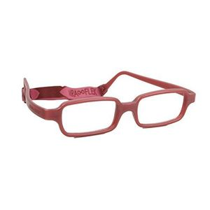 Miraflex New Baby 1 Eyeglasses Burgundy Metallic-KM