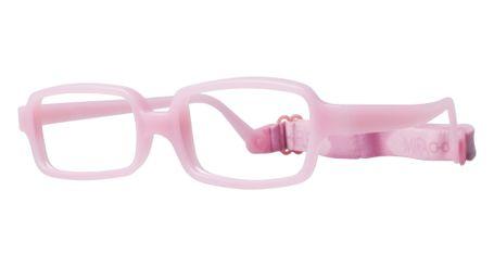Miraflex New Baby 3 Eyeglasses Pink-B