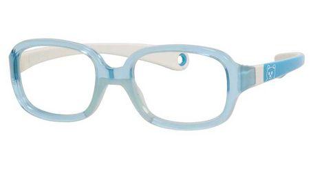 Kids By Safilo Sa0002 Eyeglasses Transparent Blue Turquoise 0GUB