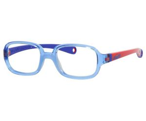Kids By Safilo Sa0003/N Eyeglasses Blue Red White 08RU