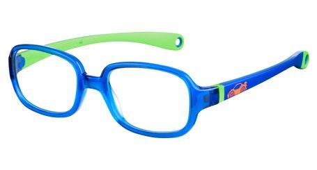 Kids By Safilo Sa0003/N Eyeglasses Blue Green 0RNB