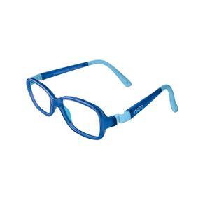 Nano NAO50038  Re-Play Kids Eyeglasses  Blue/Blue Eye Size 42-15