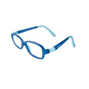 Nano NAO50138 Re-Play Kids Eyeglasses Blue/Blue Eye Size 44-15